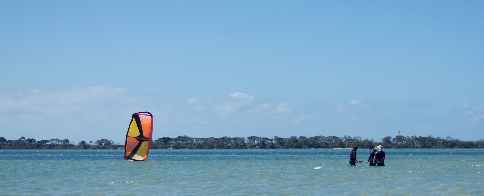 Gold Coast Kitesurfing Lessons