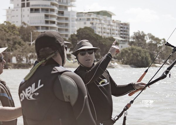 kitesurfing lessons gold coast kiteboarding group lessons