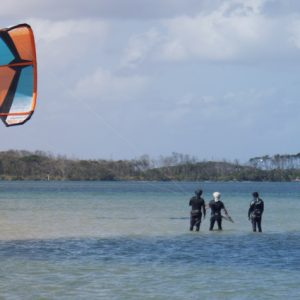 3 x Kitesurfing Lessons for 2 People