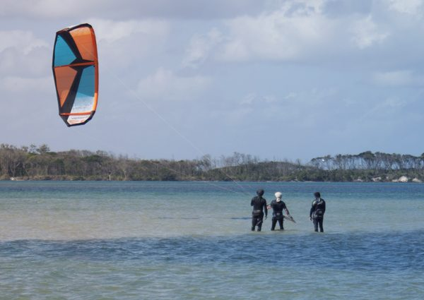 kitesurfing group lessons on the gold coast