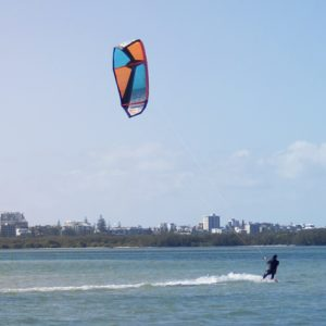 kitesurfing lessons gold coast kiteboarding lesson one on one